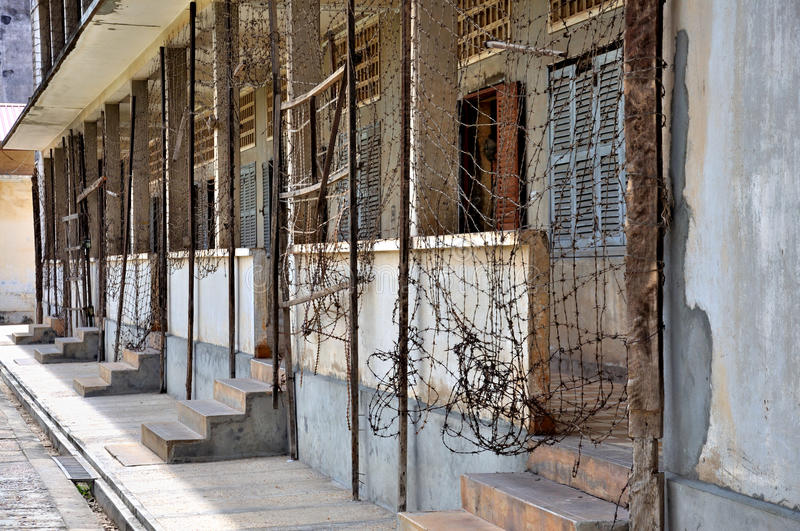 Download Tuol Sleng Genocide Museum,Phnom Penh, Cambodia Editorial Image - Image: 28707835