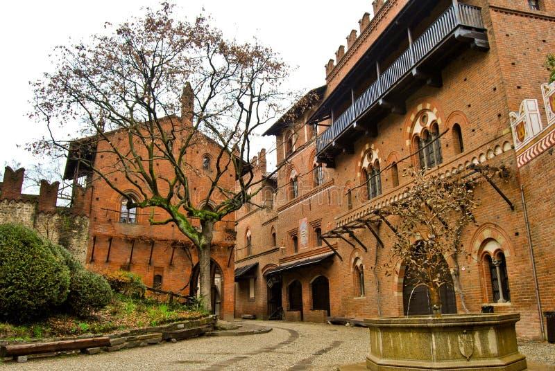 Turín, Italia imagen de archivo libre de regalías