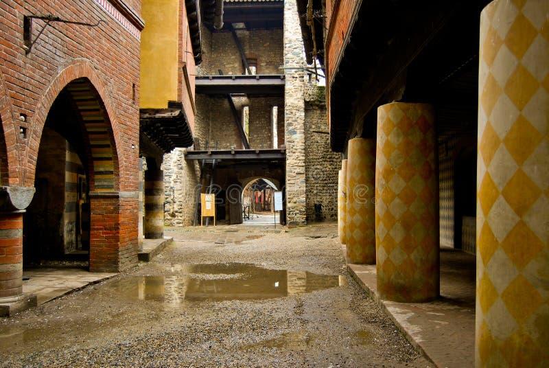 Turín, Italia imagenes de archivo