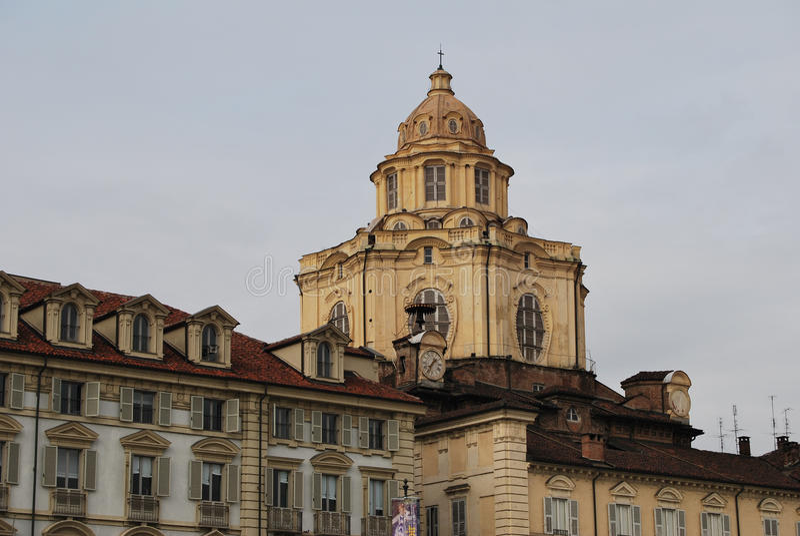 Turín, Italia foto de archivo