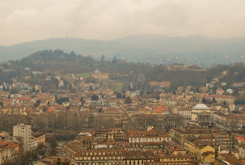 Turín, Italia fotografía de archivo