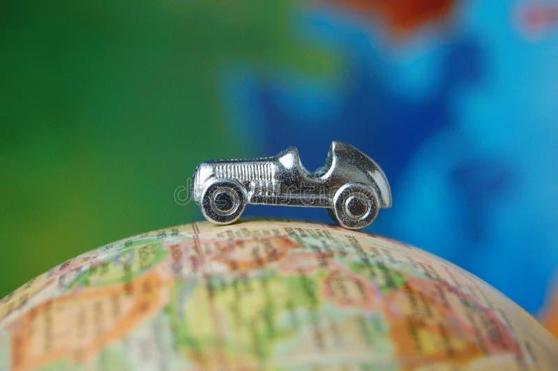 Tur för världsloppväg arkivbild