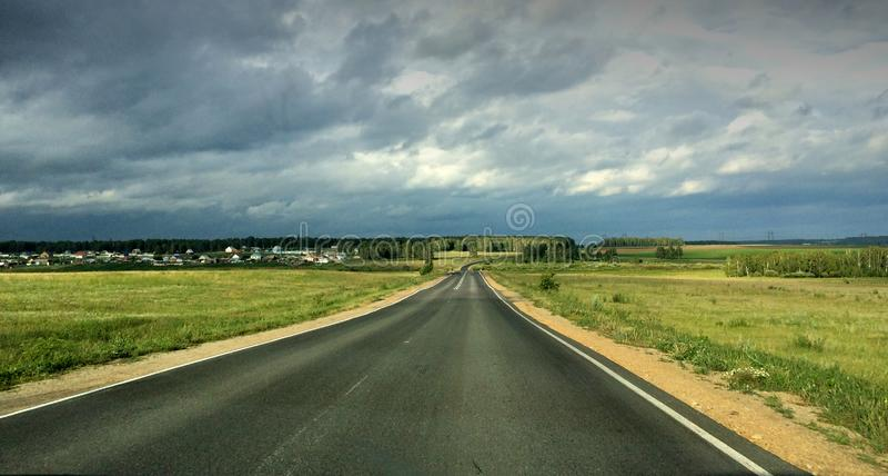 Tur p? Ryssland, yekaterinburg, chelyabinsk fotografering för bildbyråer