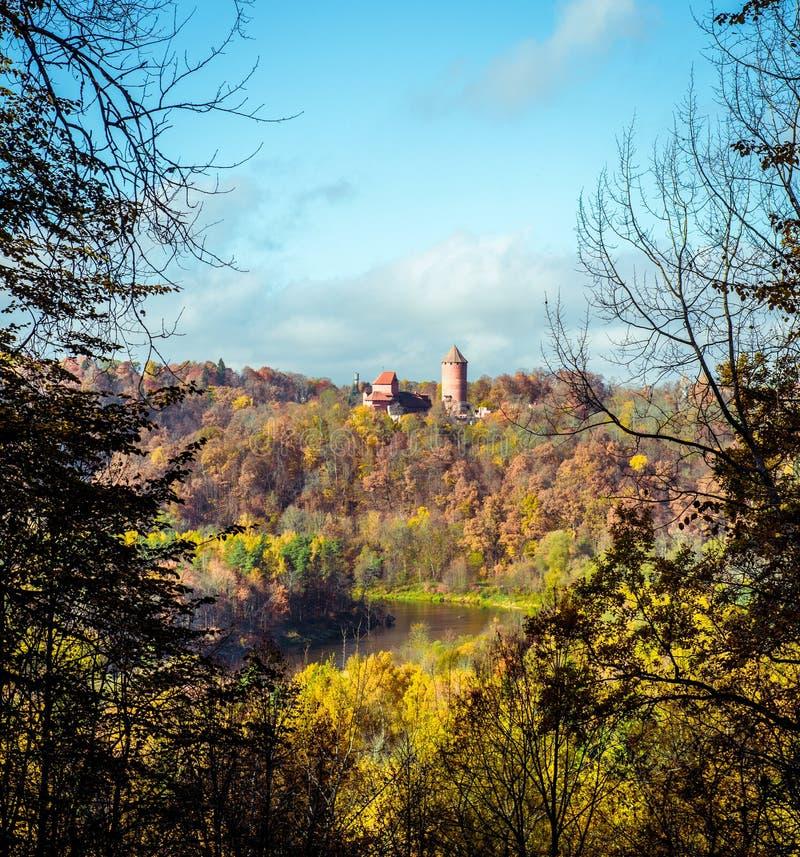 Turaida Castle Stock Photography