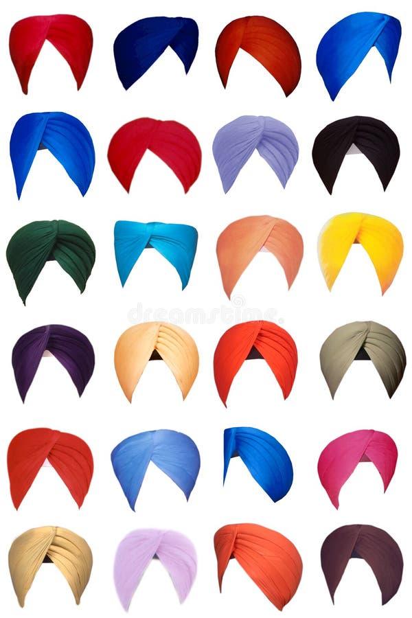 turban obraz royalty free