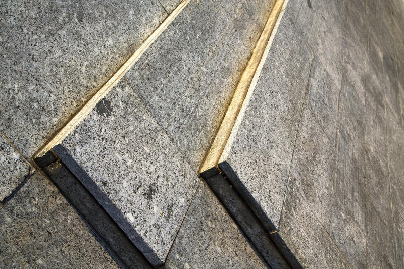 The turbigo street lombardy italy. In the turbigo street lombardy italy varese abstract pavement of a curch and marble stock photo
