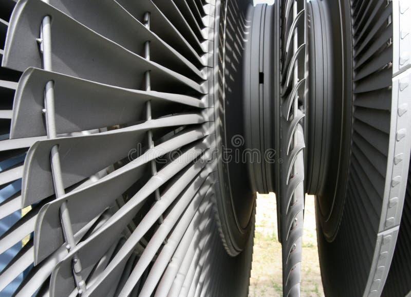 Turbina fotos de archivo libres de regalías