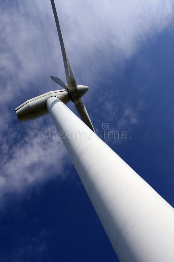 A turbina foto de stock royalty free
