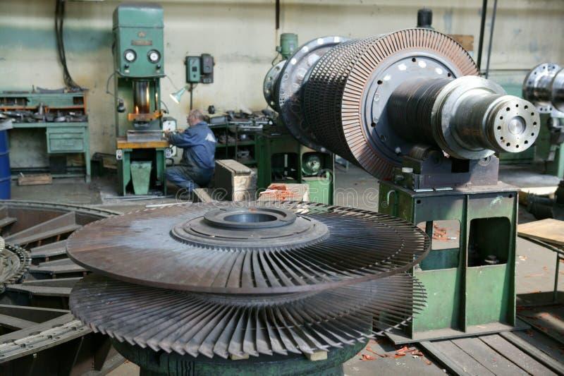 Turbina 2 fotografia de stock