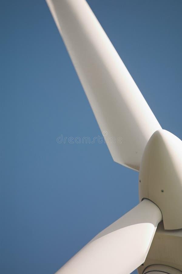 Turbina de viento 2 imagen de archivo libre de regalías