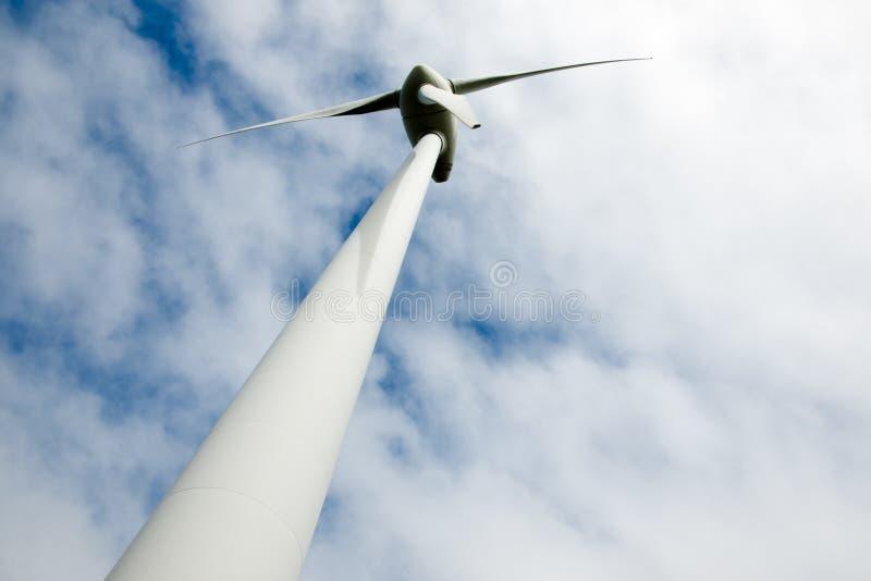 Turbina de viento de Albany imagen de archivo libre de regalías
