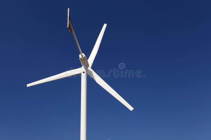 turbina energetyczny neawble ponowny wiatr zdjęcia stock