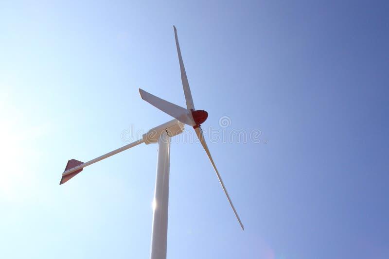 turbina energetyczny neawble ponowny wiatr obraz royalty free