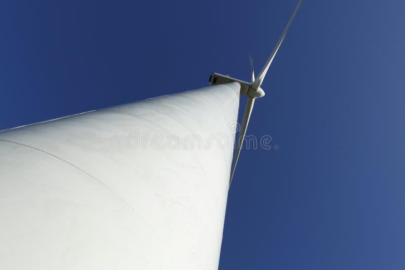 Download Turbina energetyczny wiatr obraz stock. Obraz złożonej z metal - 13342487