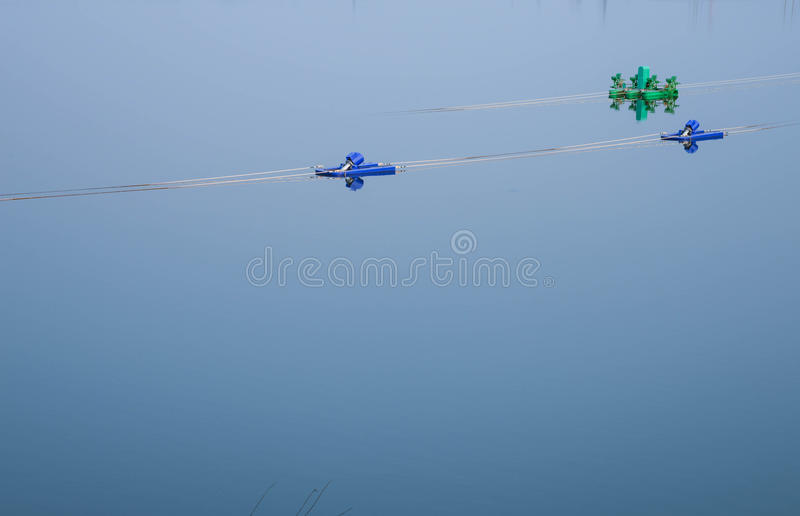 turbina idraulica fotografie stock
