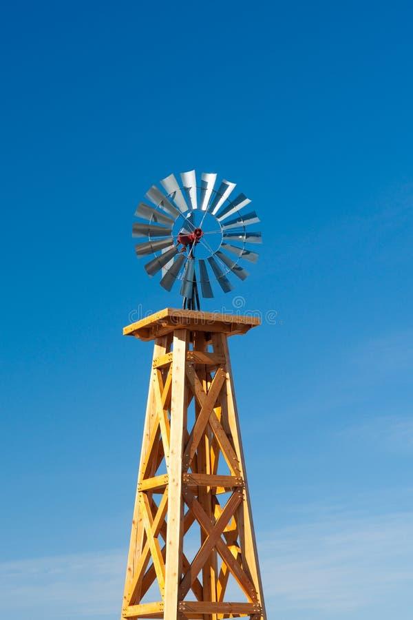 turbina mały wiatr obraz royalty free