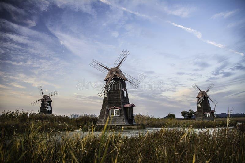 Turbina stara obrazy stock