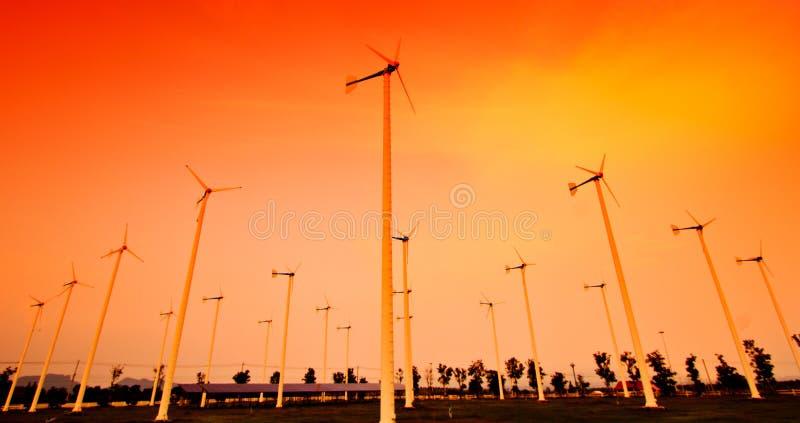 Download Turbina wiatr obraz stock. Obraz złożonej z przemysłowy - 41952049