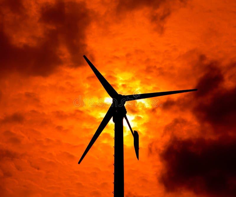 Download Turbina wiatr obraz stock. Obraz złożonej z elektryczny - 41952069