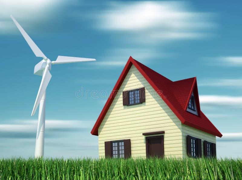 Turbine lizenzfreie abbildung