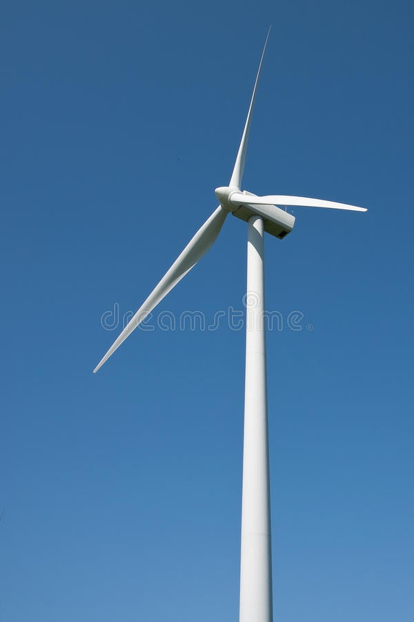 Turbine de vent images stock