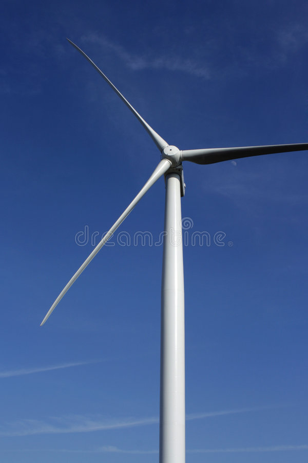 Turbine de vent photo stock