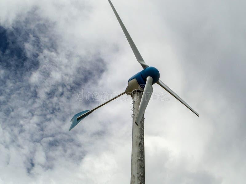Download Turbine De Vent, Générateur De Vent, Unité D'énergie éolienne Pour Changer Le Vent ène Photo stock - Image du électrique, tournez: 56476514