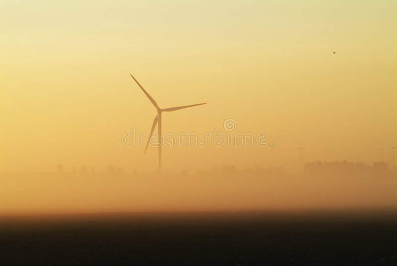Turbine de Whitemoor images stock