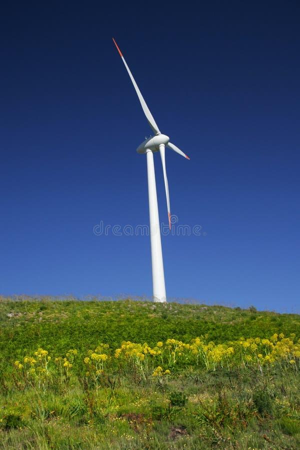 Turbine van de wind 05 royalty-vrije stock foto