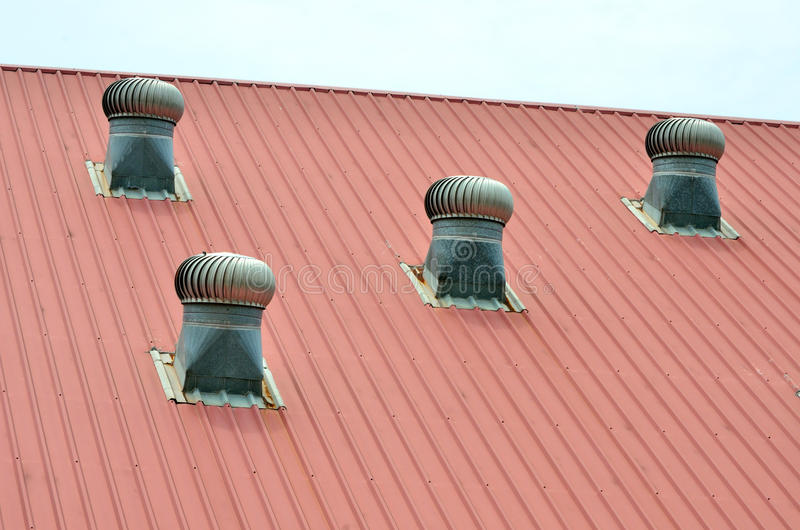 Download Turbine ventilation system stock photo. Image of rooftop - 28804770