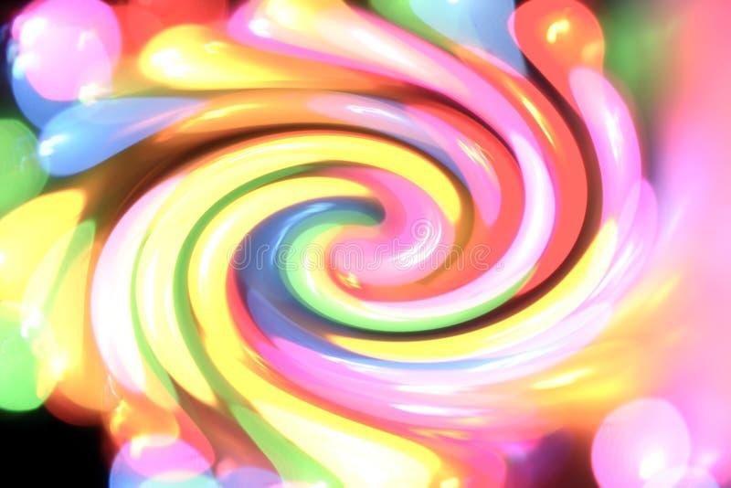 Turbinio pastello variopinto immagini stock libere da diritti