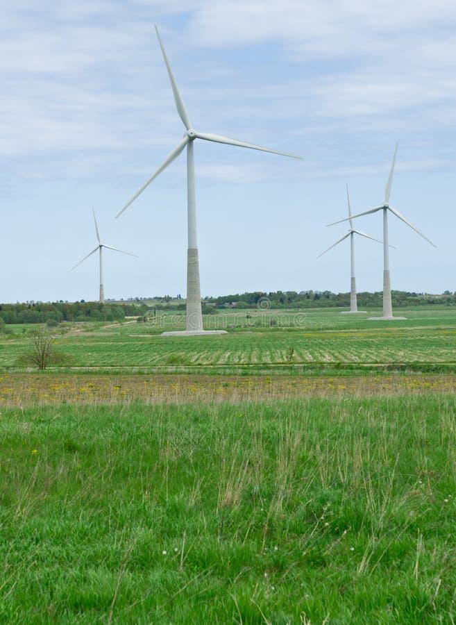 turbinwind royaltyfri foto