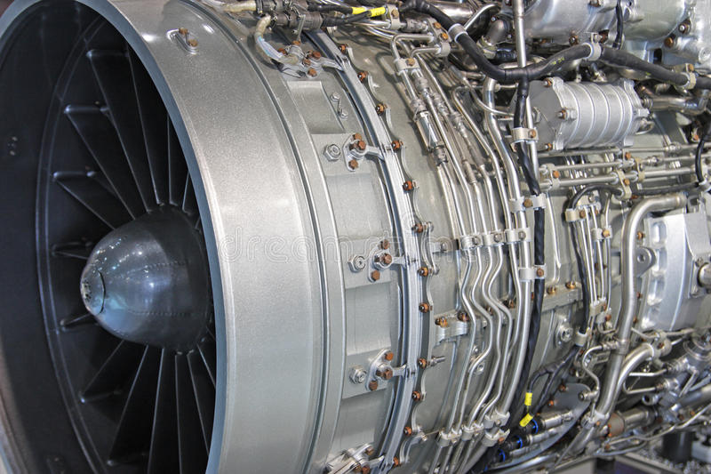 Download Turbo jet engine stock image. Image of complexity, flying - 10757509