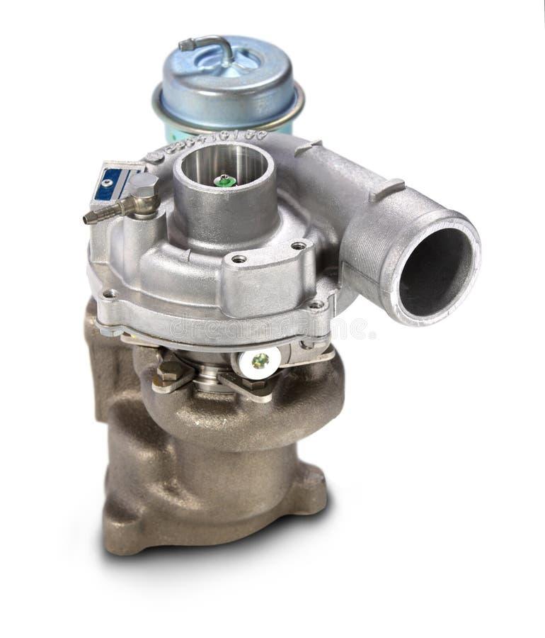 turbo Turbin för automatisk arkivbild