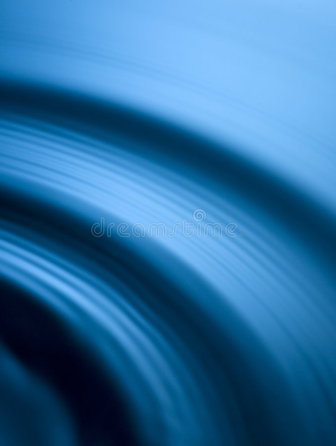 Turbulência da onda fotografia de stock