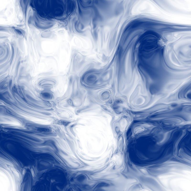 Turbulenzhintergrund lizenzfreie abbildung