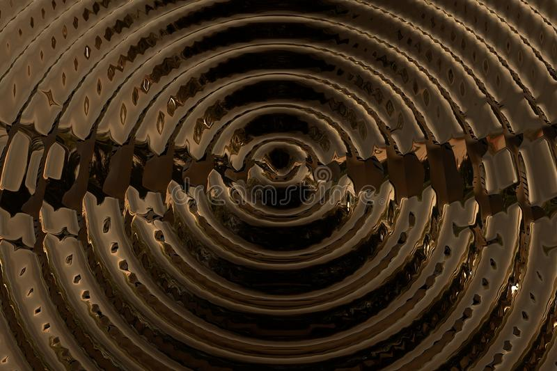 Turbulenzstrudel vektor abbildung