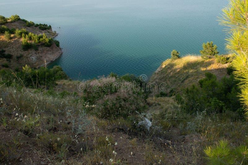 Turc, Adiyaman, le 26 juin, - 2019 : Nature gentille et détendre image libre de droits