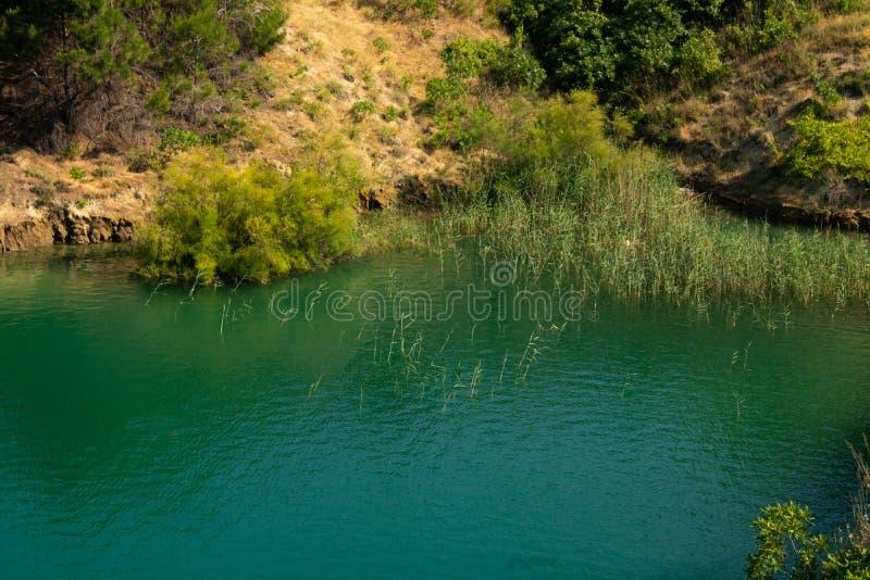 Turc, Adiyaman, le 26 juin, - 2019 : Voyage de Gazihandede images stock