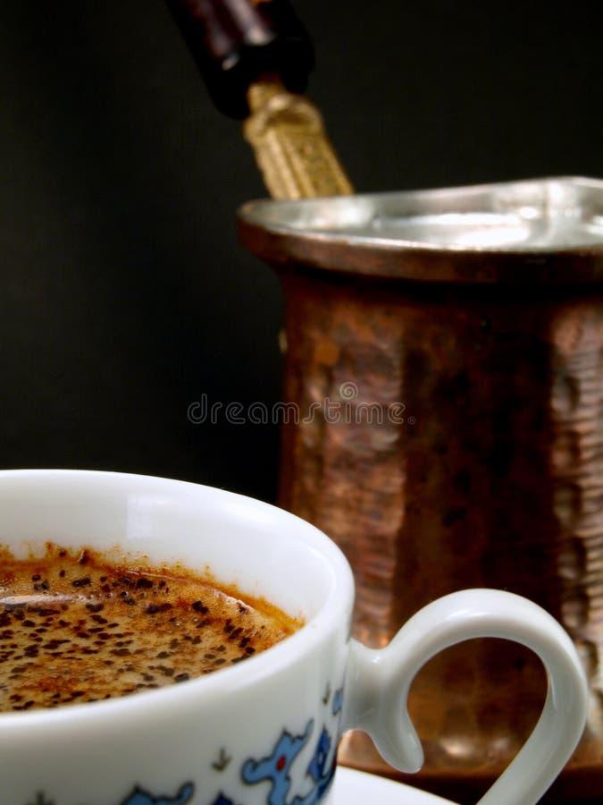 turc de café photo libre de droits