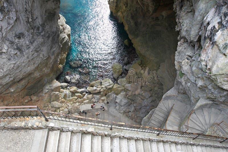 Turc de la grotte s photographie stock libre de droits