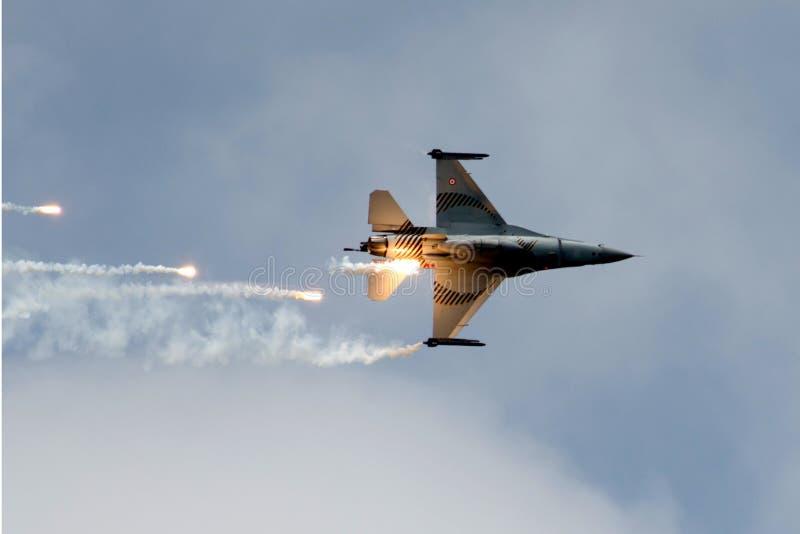 Turc et fusées solos photos stock