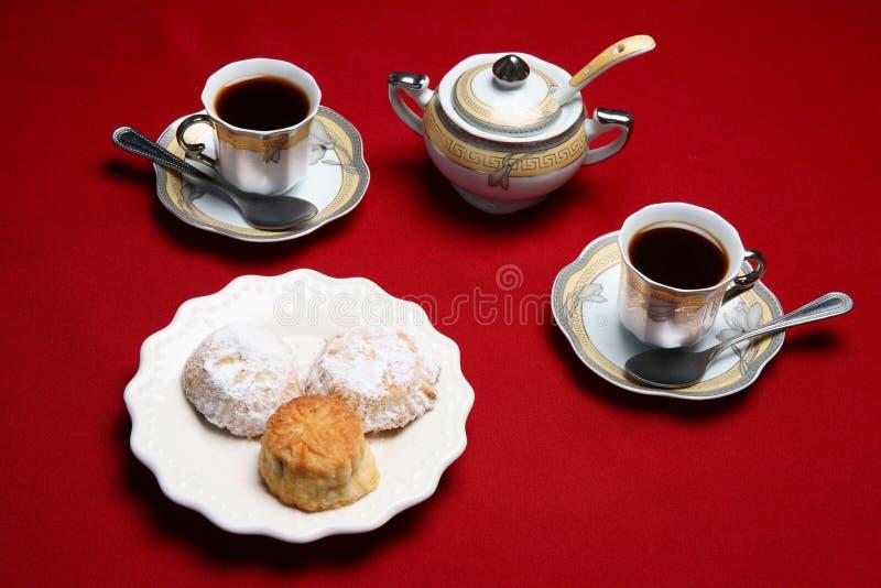 tureccy coffe desery zdjęcie royalty free