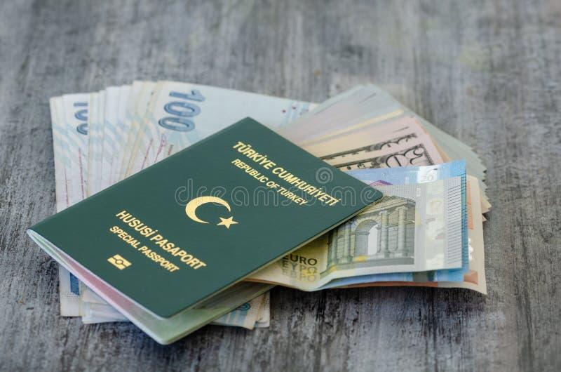 Turecczyzna banknoty i obrazy stock