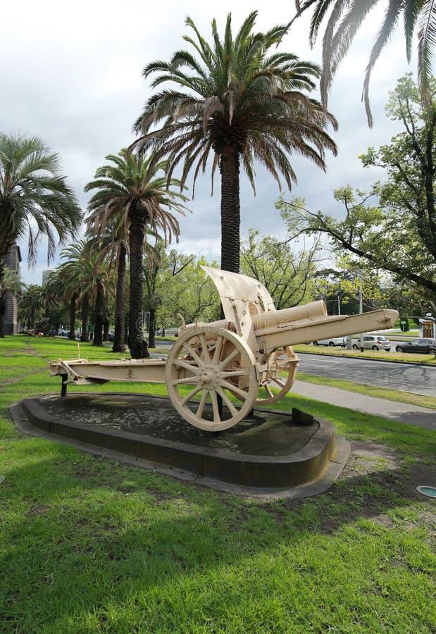 Turecczyzna 5 9 Calowy granatnik chwytający australijczykiem Wspinał się podziału zdjęcia royalty free