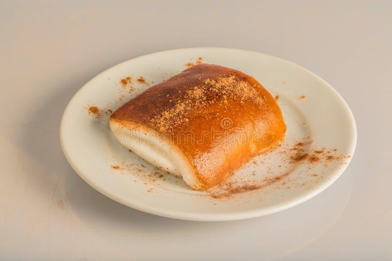 Turecczyzna tort na pucharze obrazy royalty free