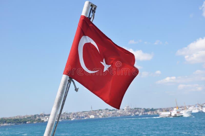 Download Turecczyzny flaga obraz stock. Obraz złożonej z asia - 53791535