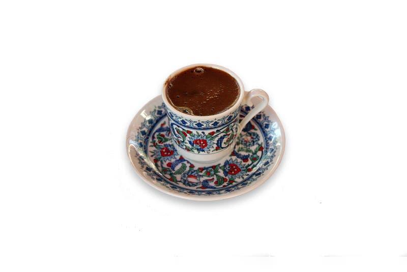 Download Turecka kawy zdjęcie stock. Obraz złożonej z mały, strzał - 5340218