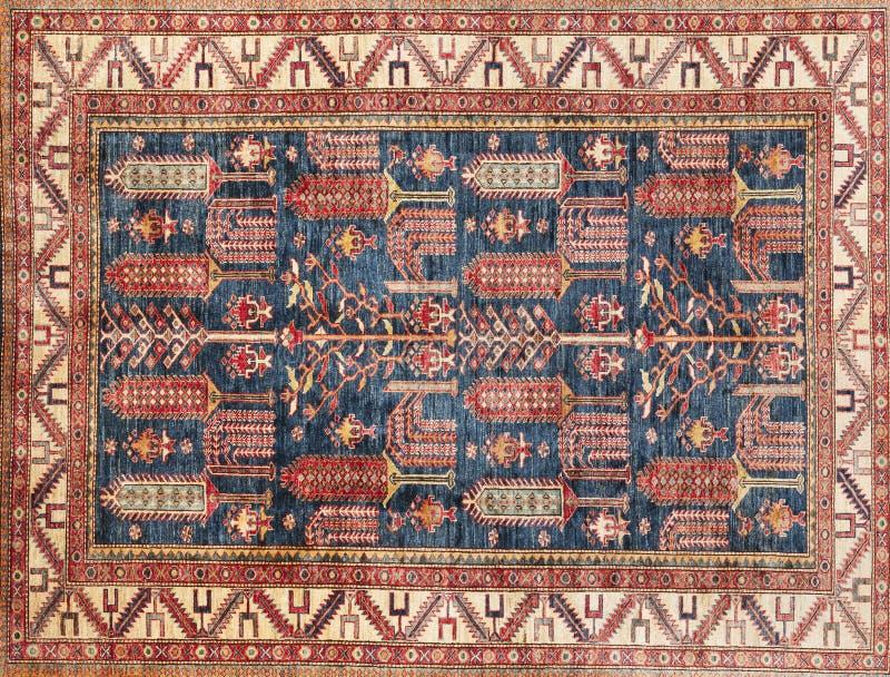 Turecki dywan zdjęcia stock