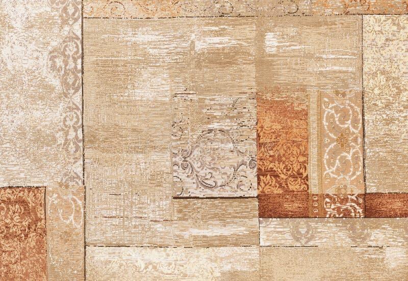 Turecki dywan obraz stock